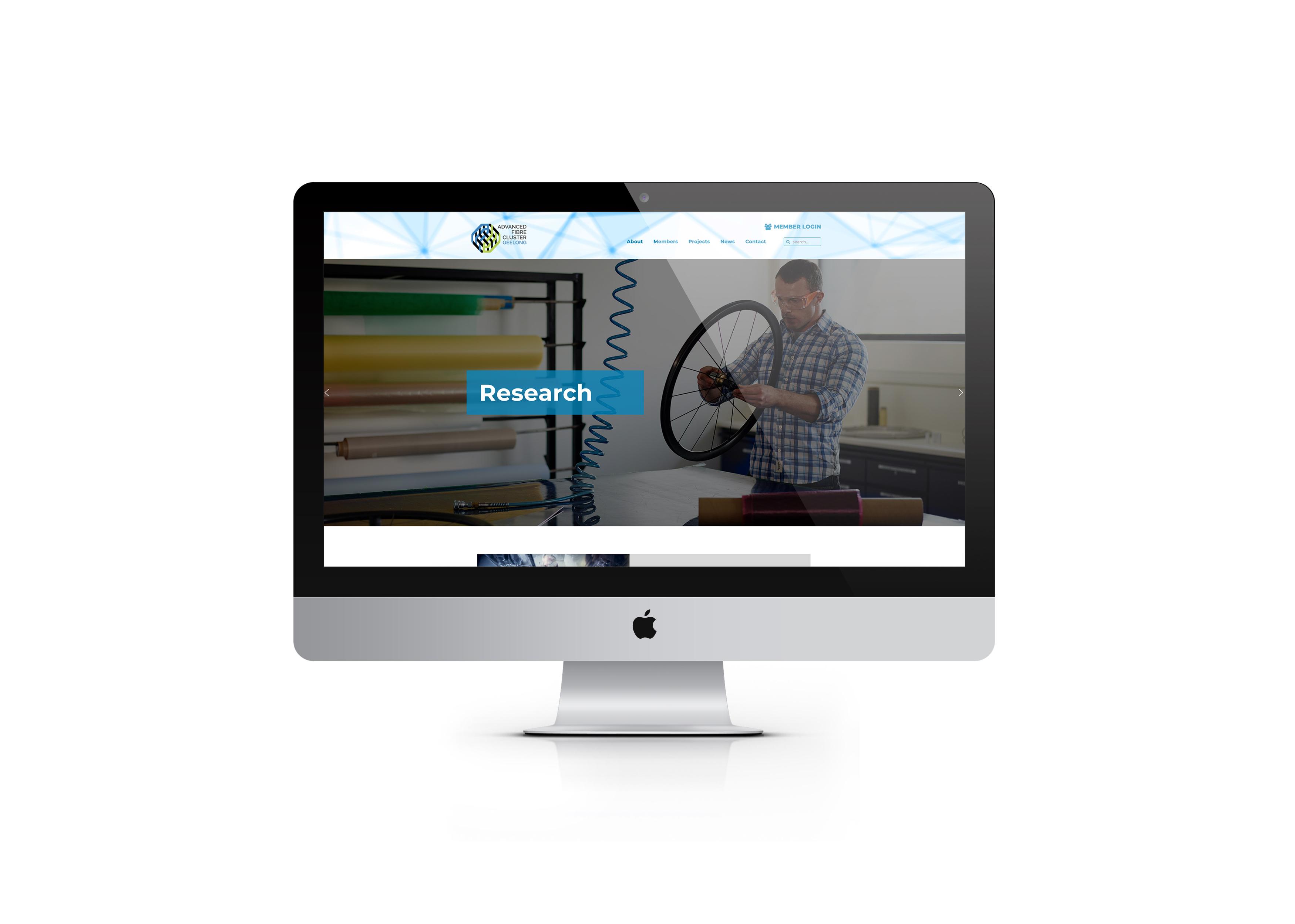 Advanced Fibre Website